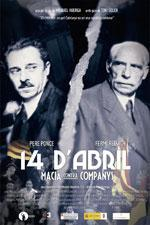 14 d'abril. Macià contra Companys (TV)