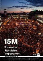 15M: Excelente. Revulsivo. Importante