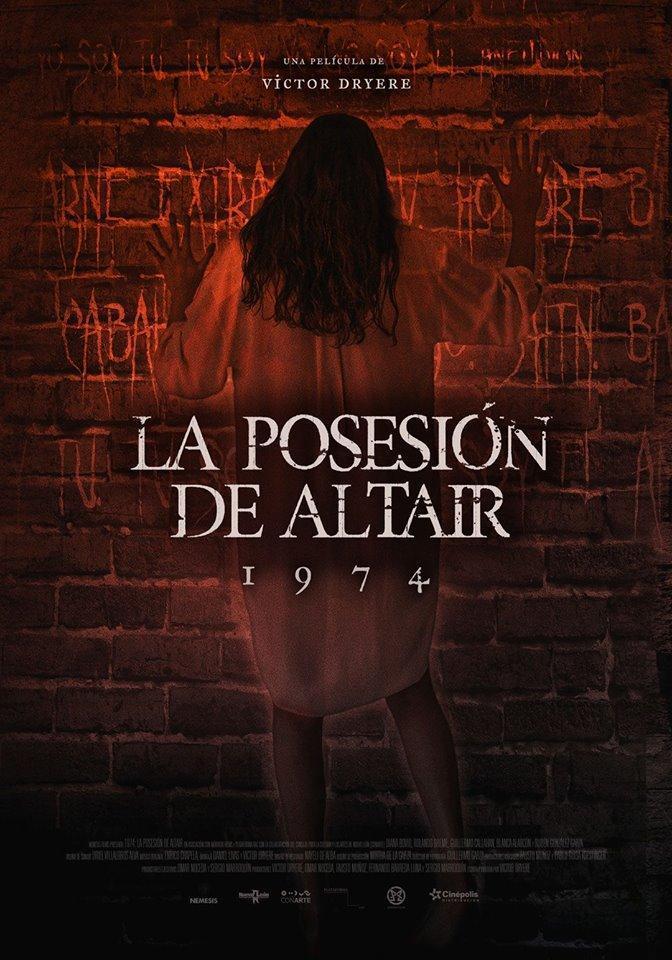 1974: La posesión de Altair (2016) Full HD MEGA