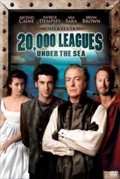 o filme 20 mil leguas submarinas