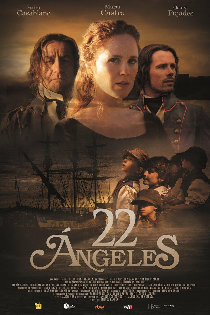 22 ángeles (TV) (2016) - Filmaffinity
