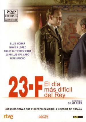 23-F, el día más difícil del Rey (Miniserie de TV)