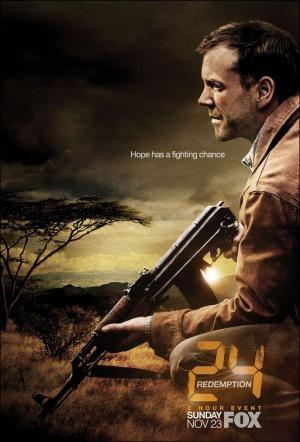 24: Redemption (24: The Movie) (TV)