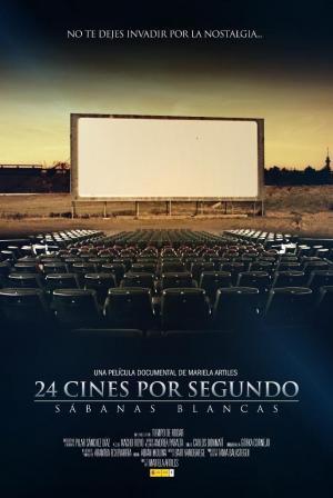 24 cines por segundo