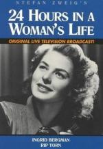 Twenty-Four Hours in a Woman's Life (TV)