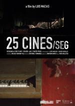 25 CINES/seg