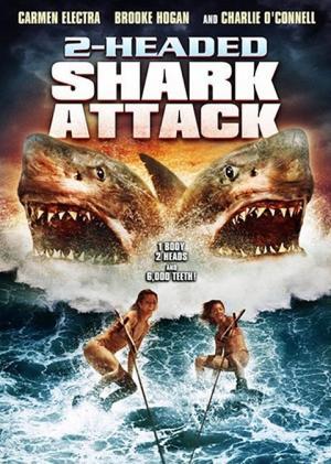 El ataque del tiburón de dos cabezas