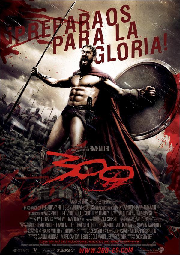 [好雷] 300 壯士:斯巴達的逆襲 (2006)