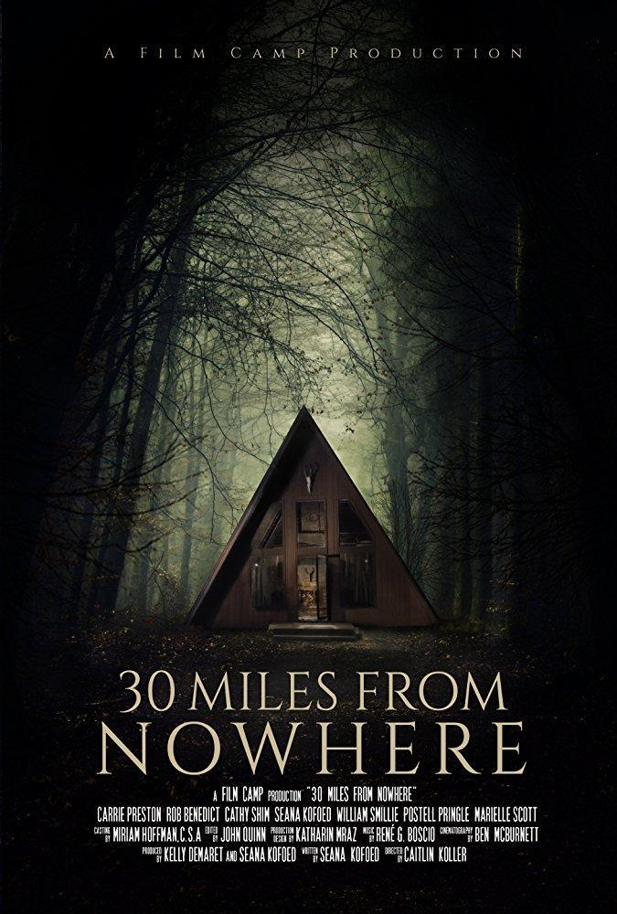 30 Miles From Nowhere 2019 Filmaffinity