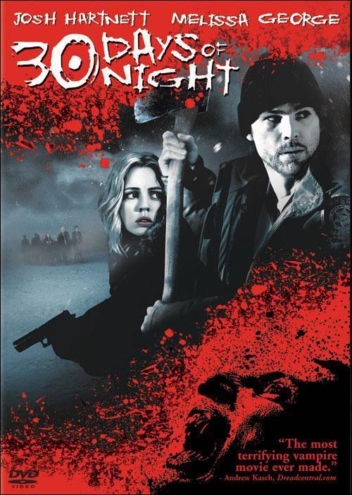30 Días De Oscuridad 2007 Filmaffinity