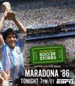Maradona '86 (TV)
