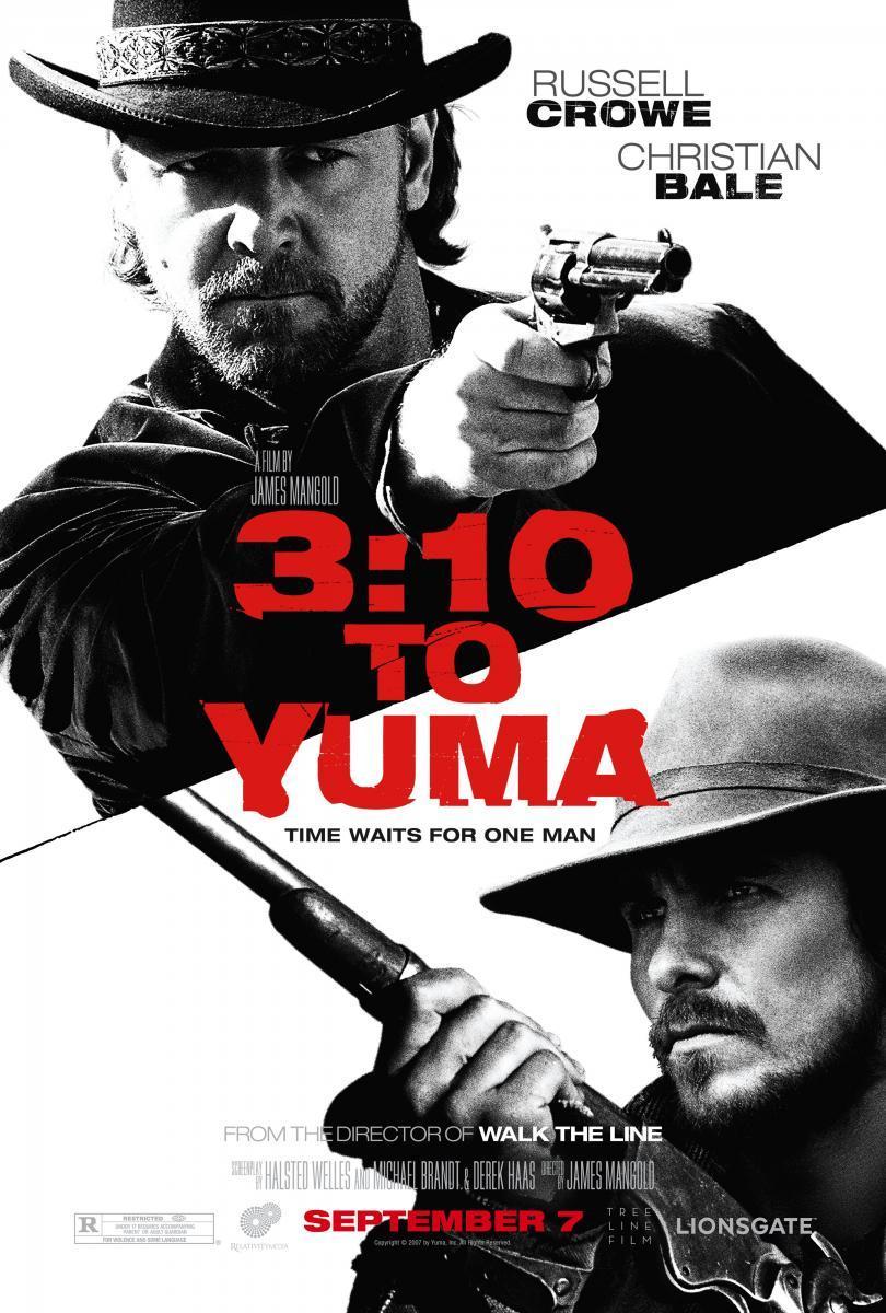 El tren de las 3:10 (2007) - FilmAffinity