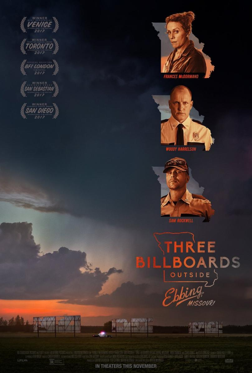 3 Anuncios Por Un Crimen (2017) BRRip 1080p Latino – Ingles