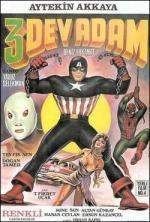 Capitán América y El Santo contra Spiderman