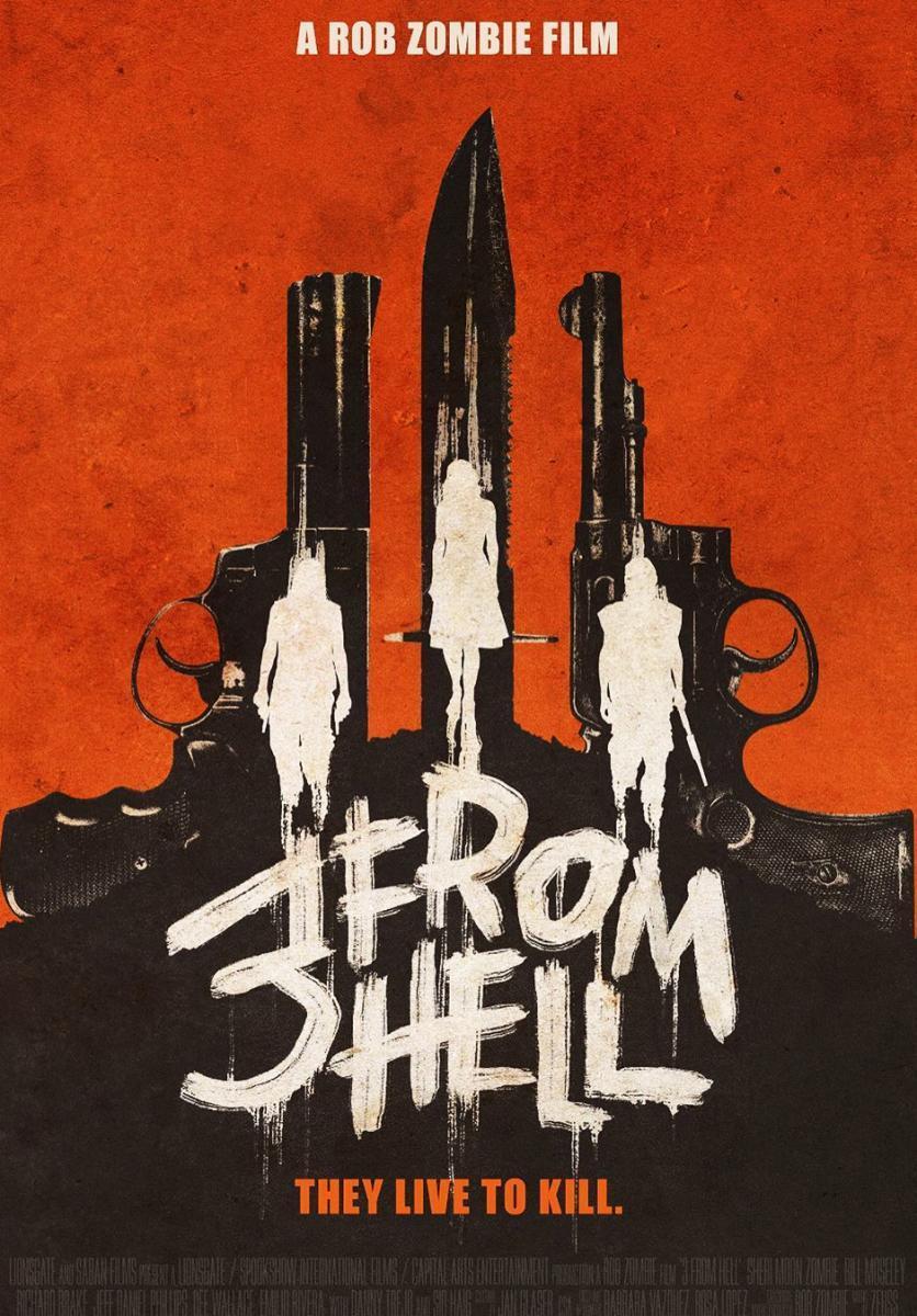 3 From Hell [2019][Latino][1080p][MEGA]
