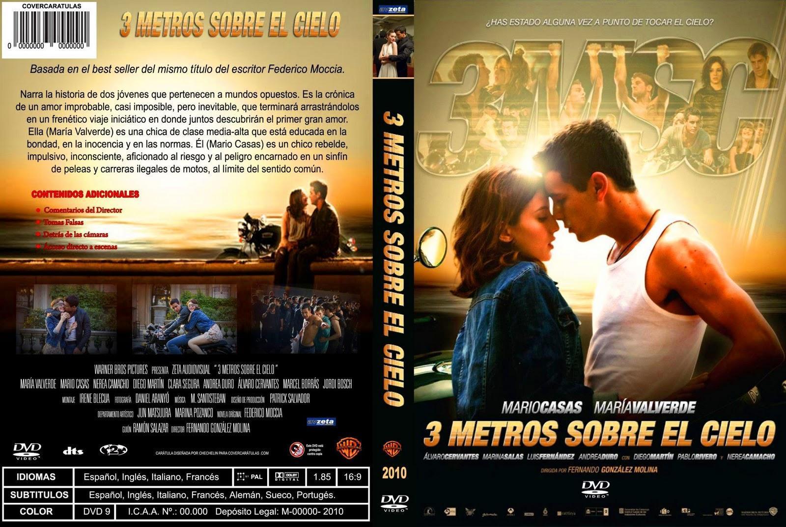 3 Metros Sobre El Cielo 2010 Filmaffinity