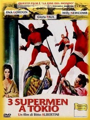 3 Supermen a Tokio
