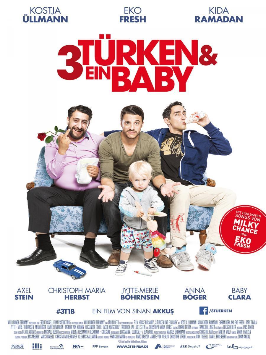 Tres turcos y una bebé (2015) - FilmAffinity
