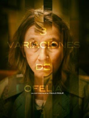 3 variaciones de Ofelia (C)