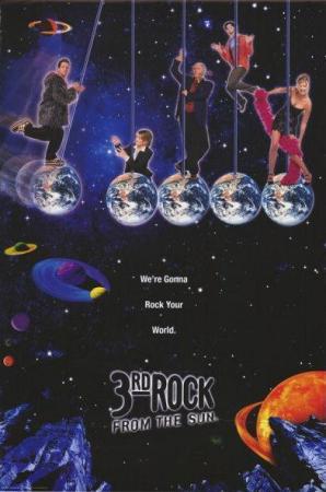 3rd Rock from the Sun (Serie de TV)