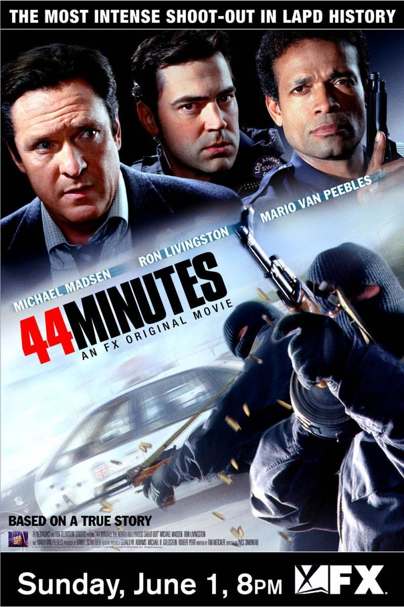 44 minutes the north hollywood shootout true story