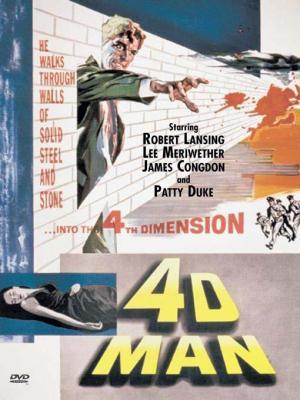 El hombre de la cuarta dimensión (Orgía de terror)