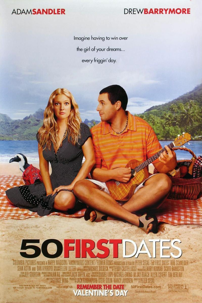 Como si fuera la primera vez [2004][Español Latino][1080p][MEGA]