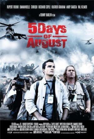 5 Days of War (5 Days of August)