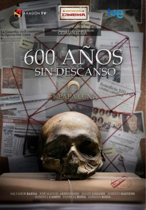 600 años sin descanso. El Papa Luna