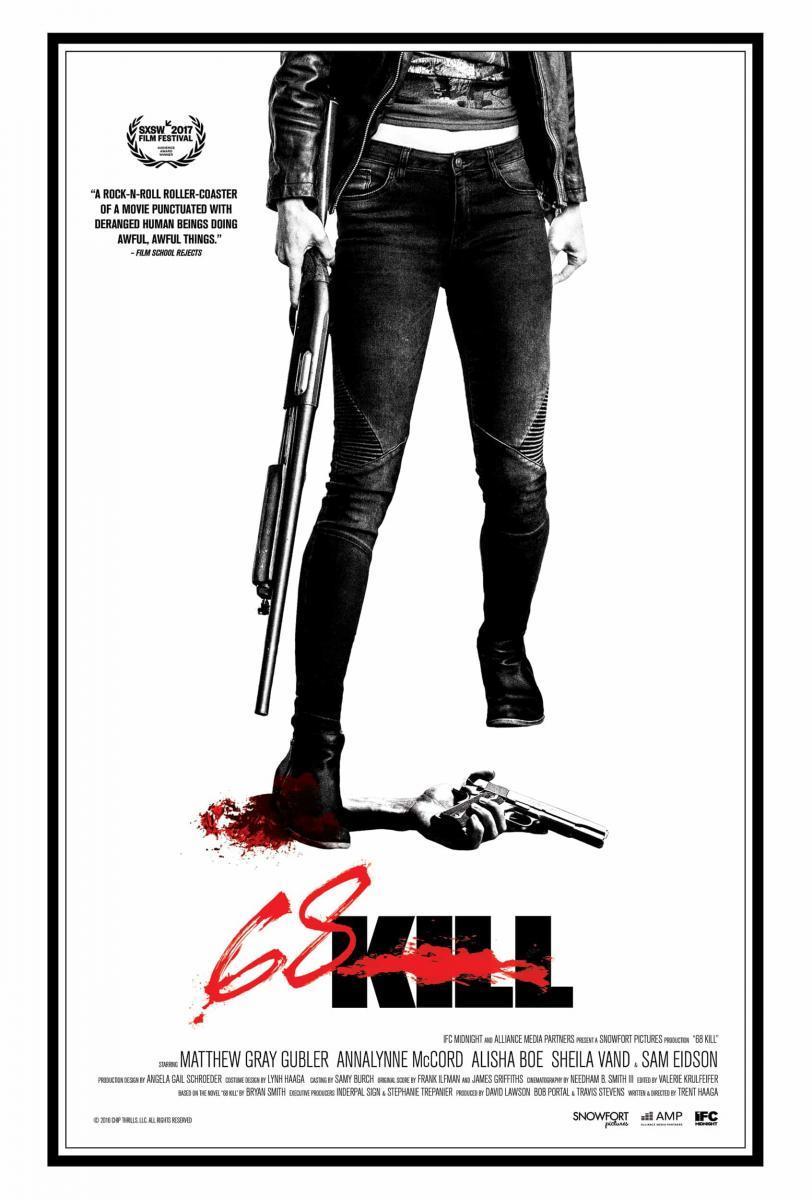 68 Kill (2017) Descargar Gratis