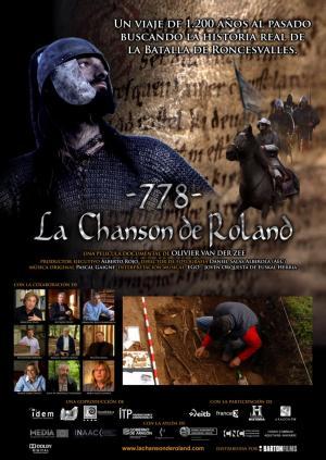 778 La chanson de Roland (El cantar de Roldán)