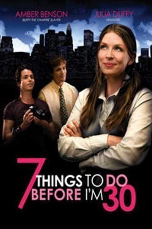 7 cosas que hacer antes de los 30 (TV)