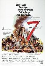 Siete mujeres