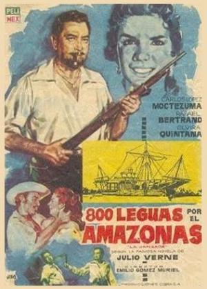 800 leguas por el Amazonas (La jangada)
