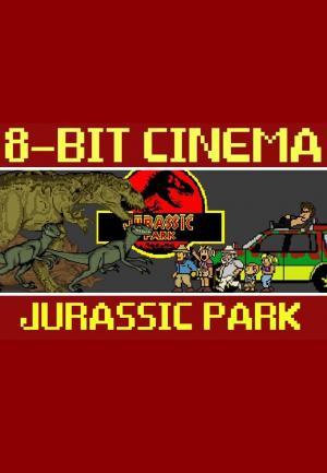 8 Bit Cinema: Jurassic Park (C)