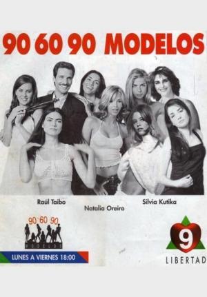 90-60-90 modelos (Serie de TV)