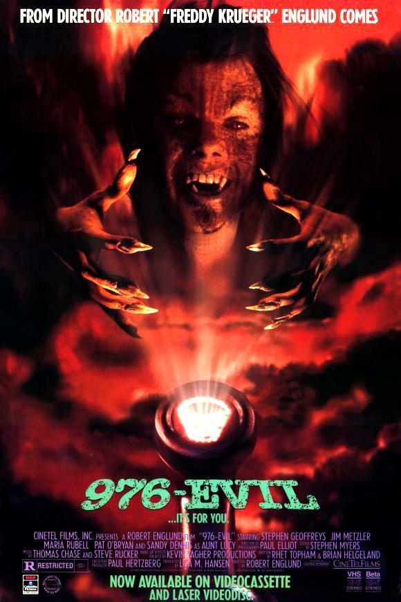 Image Gallery For 976 Evil Filmaffinity 976-EVIL
