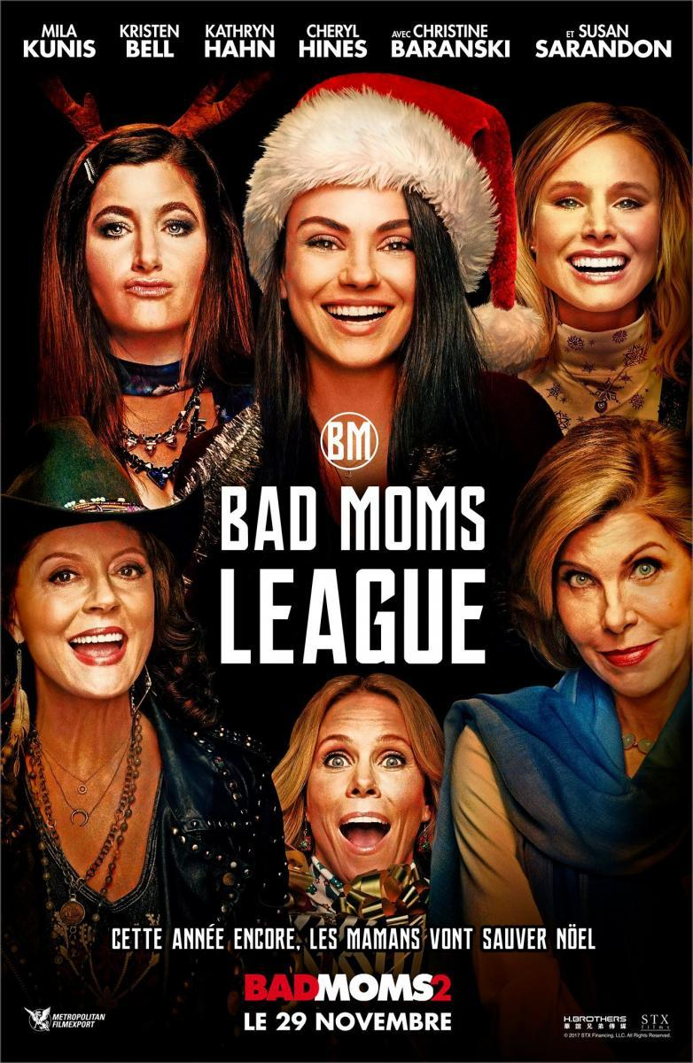 A Bad Moms Christmas 2017.A Bad Moms Christmas 2017 Filmaffinity