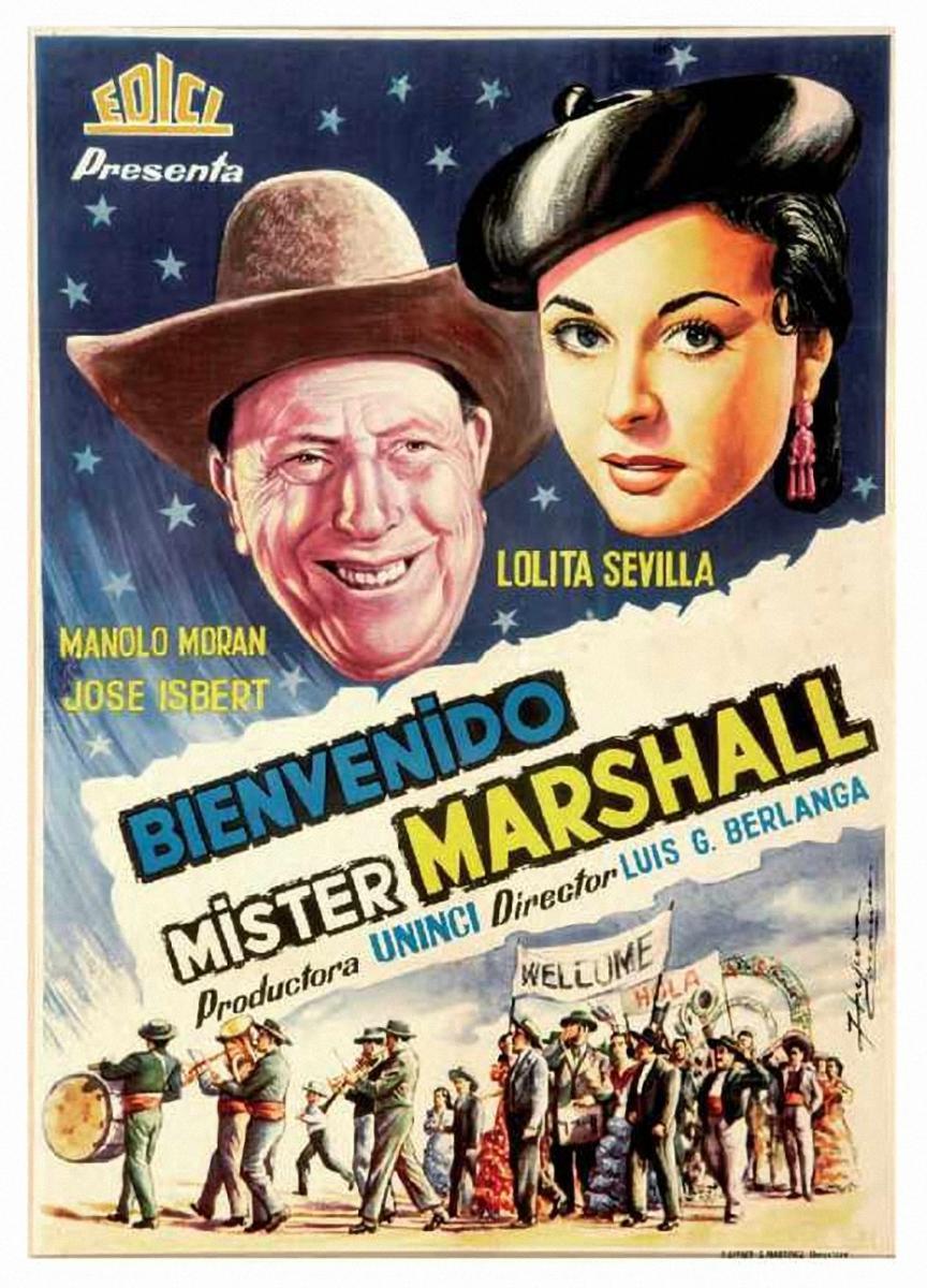 Lee El Guion De ¡Bienvenido, Mr. Marshall!