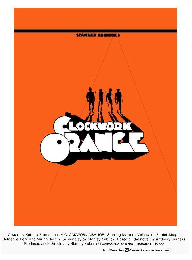 an analysis of a clockwork orange a dystopian crime film by stanley kubrick By: jay dyer stanley kubrick's adaptation of anthony burgess' dystopian novel a clockwork orange was definitely due for a full treatment - a full ludovico treatment.