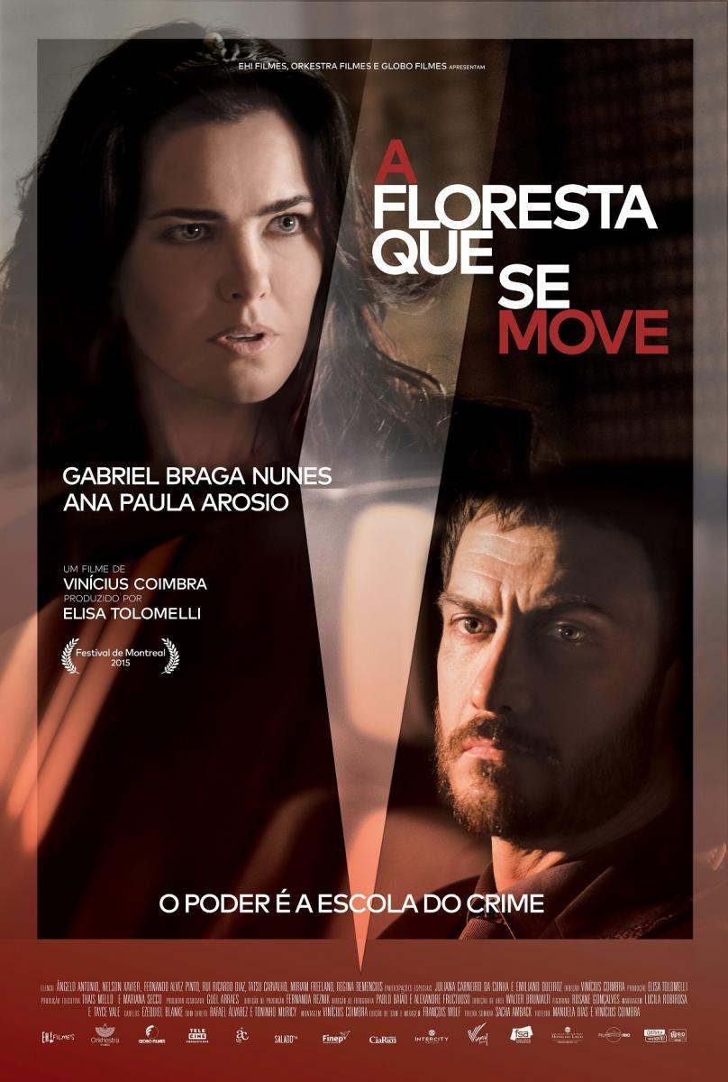 Ana Paula Arosio Sexo a floresta que se move (2015) - filmaffinity