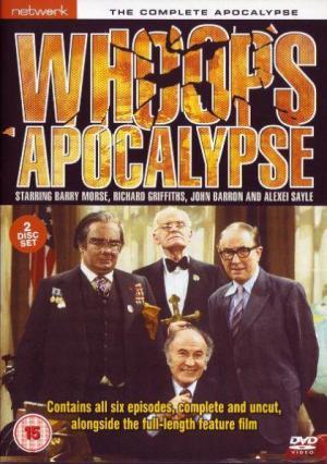 ¿Holocausto nuclear? ¡Lo que nos faltaba! (Miniserie de TV)