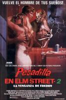 A Nightmare on Elm Street 2: Freddy's Revenge  - Posters