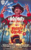 A Nightmare on Elm Street 2: Freddy's Revenge  - Vhs