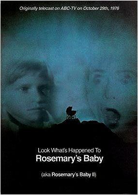 ¿Qué pasó con el bebé de Rosemary? (TV)