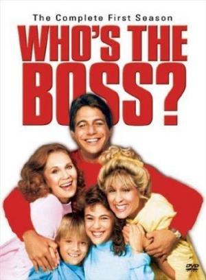 Quién es el jefe? (Serie de TV) (1984) - Filmaffinity