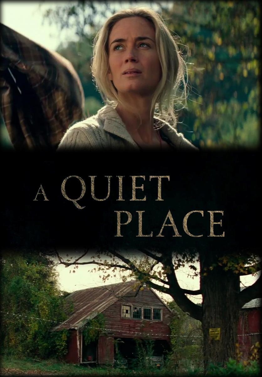 A Quiet Place 2018 Filmaffinity