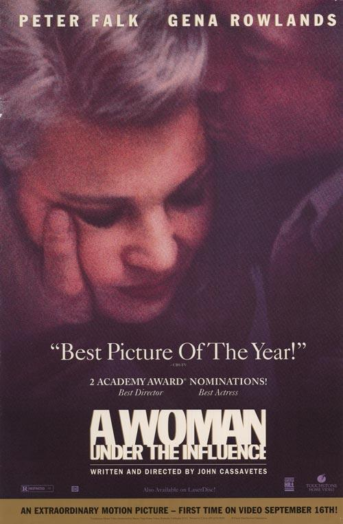 A Woman Under The Influence 1974 Filmaffinity