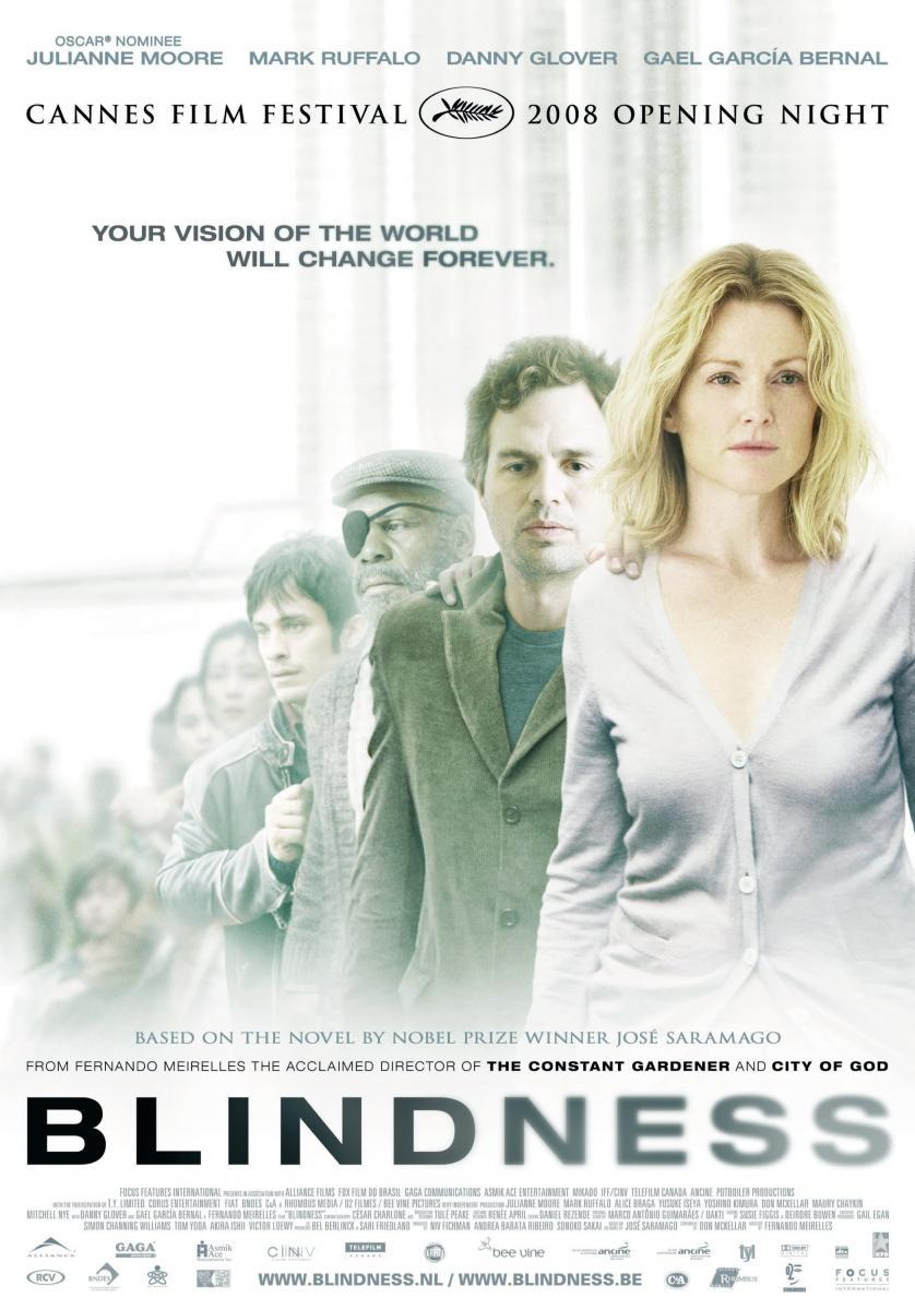 A ciegas (2008) - Filmaffinity