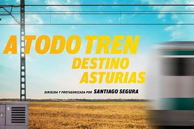 A Todo Tren Destino Asturias 2021 Filmaffinity